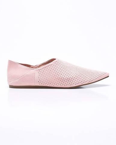 Ružové balerínky Answear