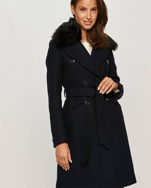 Tmavomodrý kabát Morgan