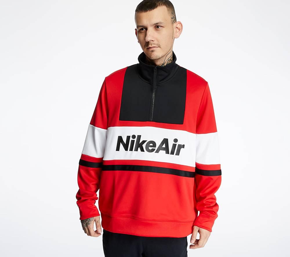Nike Sportswear  Air Jacket University Red/ Black/ White/ White