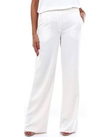 Biele nohavice Parosh