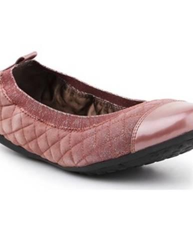 Ružové balerínky Geox
