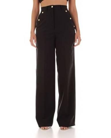 Čierne nohavice Versace