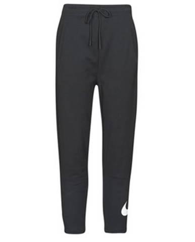 Čierne tepláky Nike