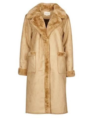 Hnedý kabát Derhy