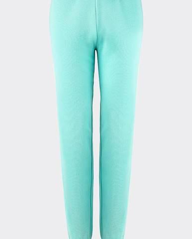 Tyrkysové tepláky Emporio Armani Underwear