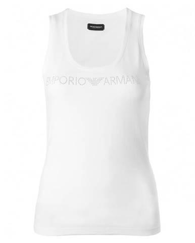 Biele tielko Emporio Armani Underwear