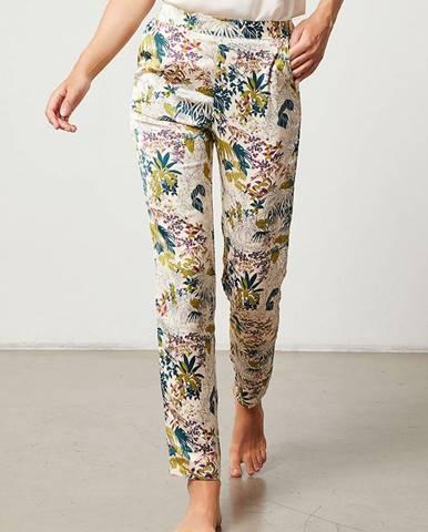 Béžové pyžamo Etam