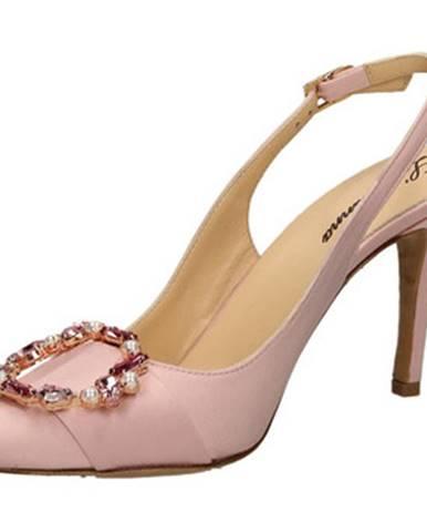 Ružové sandále L'arianna