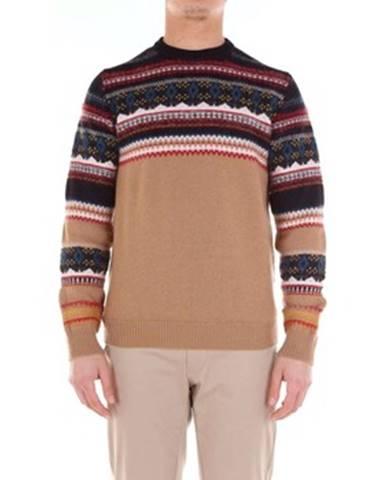 Viacfarebný sveter +39 Masq