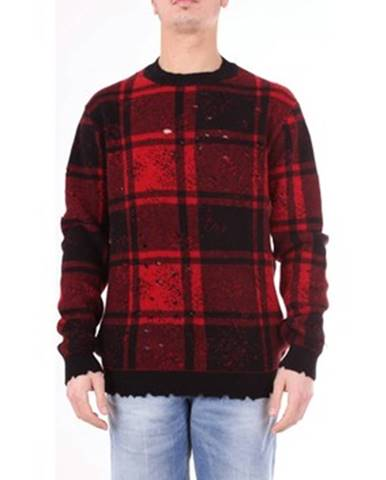 Viacfarebný sveter Overcome