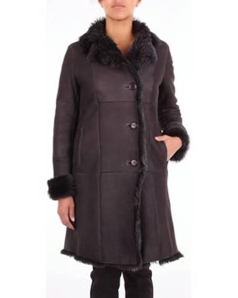 Čierny kabát Gms-75