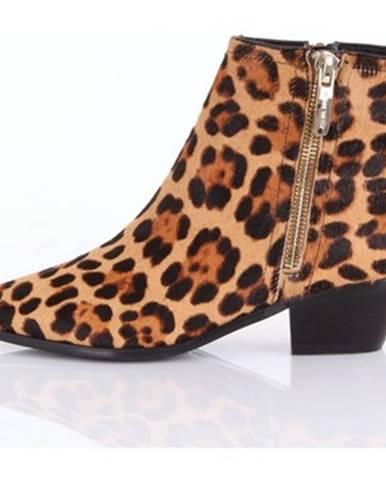Viacfarebné topánky Nine West