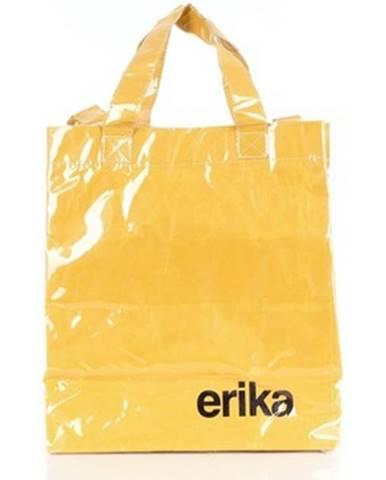 Žltá kabelka Erika Cavallini