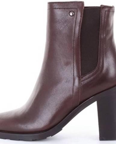 Hnedé topánky Joy Wendel