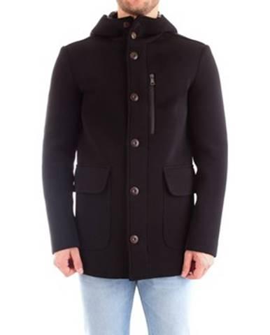 Čierny kabát Ero