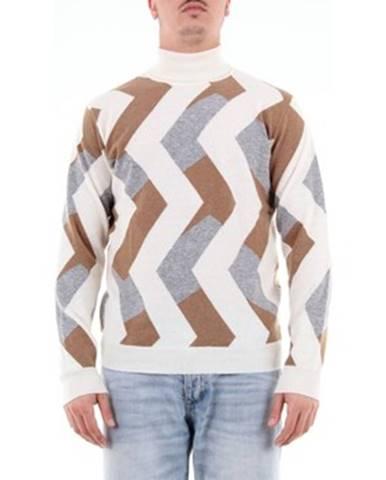 Viacfarebný sveter Daniele Alessandrini