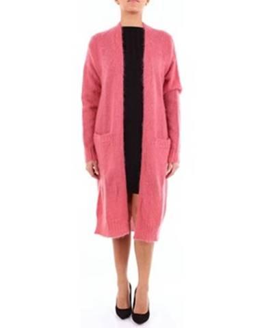 Ružová bunda Semicouture