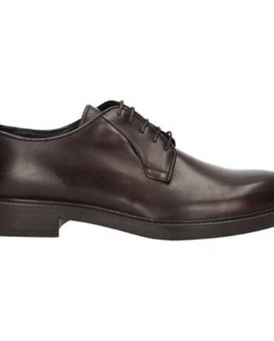 Hnedé topánky L'homme National