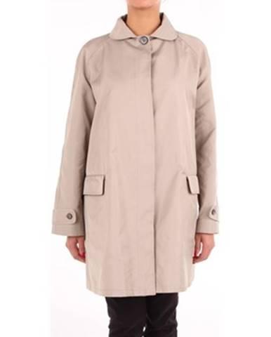 Béžový kabát Salco