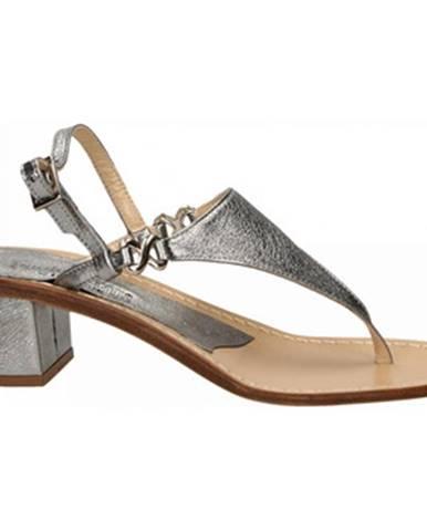 Zlaté sandále Paolo Ferrara