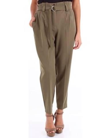 Zelené nohavice Maryley