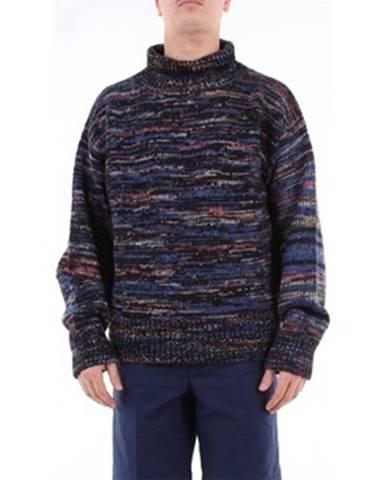 Viacfarebný sveter Dries Van Noten