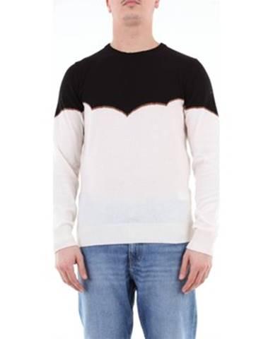 Viacfarebný sveter Messagerie