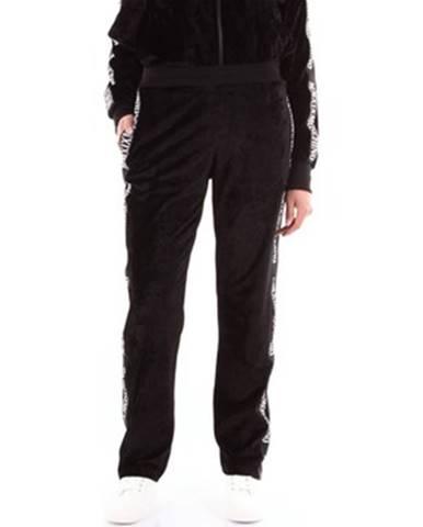 Čierne tepláky Moschino