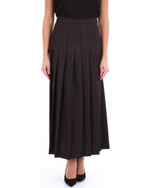 Viacfarebná sukňa McQ Alexander McQueen