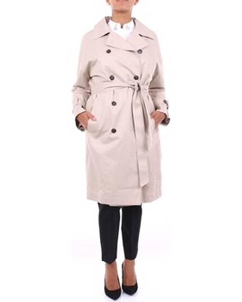 Béžový kabát Peserico