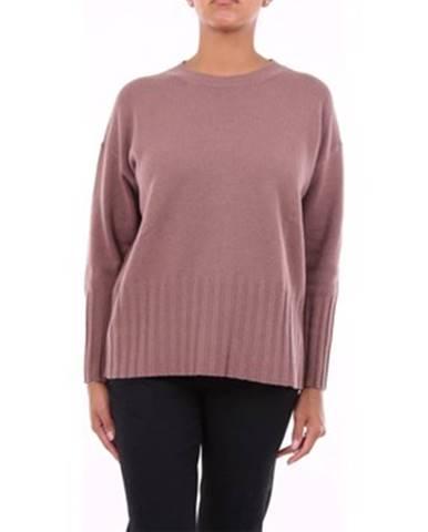 Fialový sveter Peserico