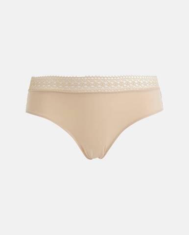 Béžové nohavičky ICÔNE