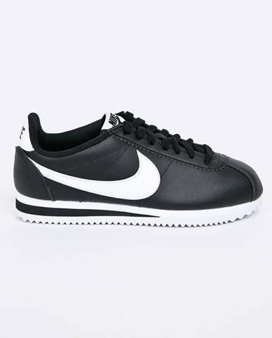 Čierne topánky Nike Sportswear