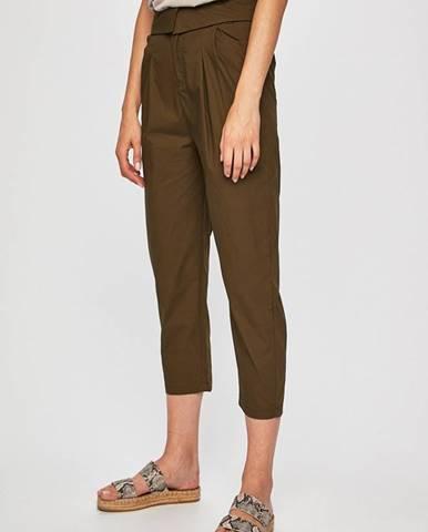 Zelené nohavice Answear