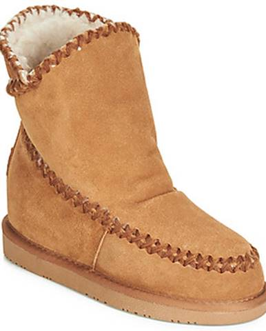 Hnedé topánky Gioseppo