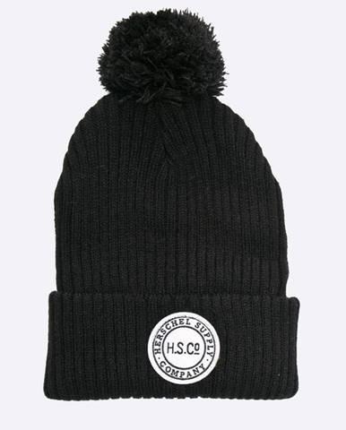 Čierna čiapka Herschel