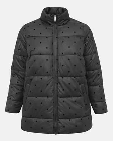 Čierna bunda Zizzi