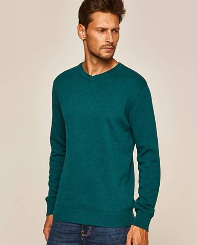 Zelený sveter MEDICINE