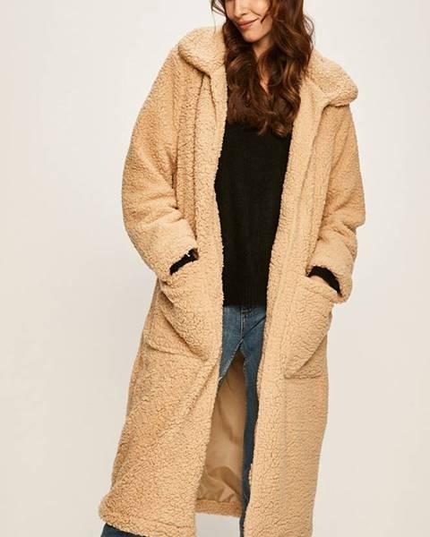 Béžový kabát Brave Soul
