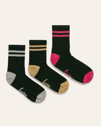 Čierne ponožky Hype