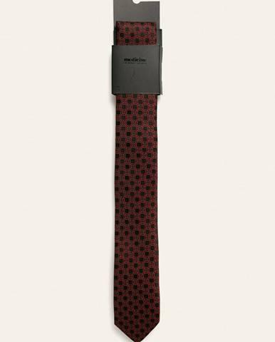 Čierna kravata MEDICINE