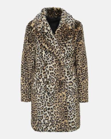 Svetlohnedý kabát M&Co