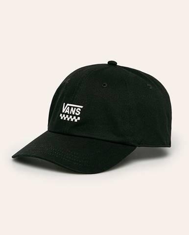 Čierna čiapka Vans