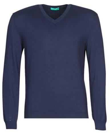 Modrý sveter Benetton