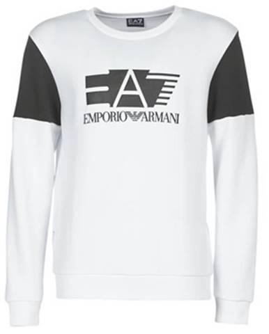 Mikiny Emporio Armani EA7
