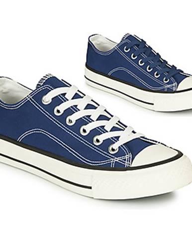 Modré topánky André