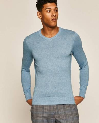 Modrý sveter MEDICINE