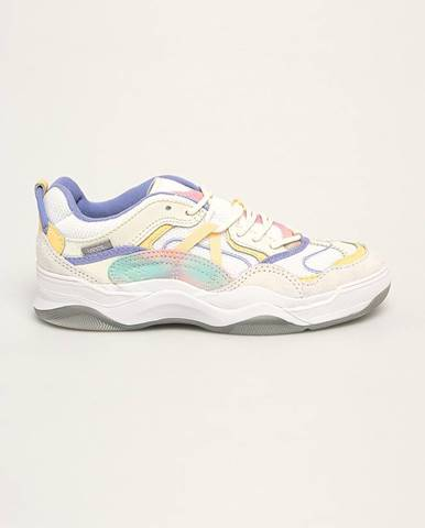 Biele topánky Vans