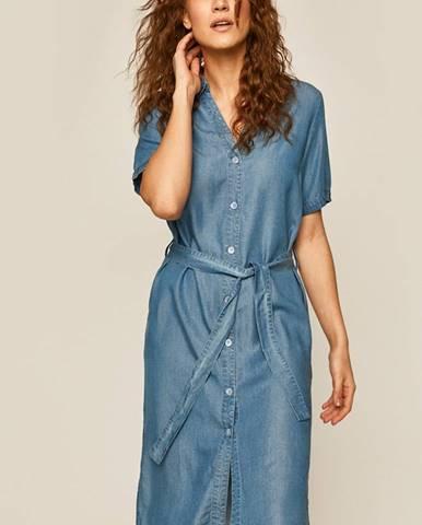 Modré šaty MEDICINE