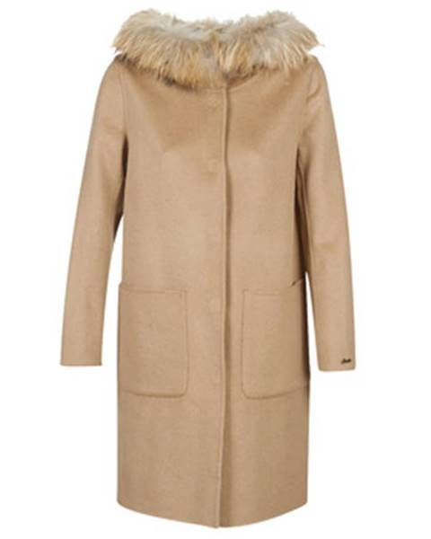 Béžový kabát Oakwood